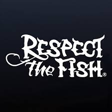 Respect The Fish Decal | Respect The Fish 2 Fish Skeleton Decals Car Sticker Fishing Boat Canoe Kayak Rodfather Funny Vancar Jdm Vw Dub Vag Euro Vinyl Decal Tancredy Go Stickers And Bumper Bass Truck Wall Window 1pc High Quality 15179cm Id Rather Be Fly Angler Vinyl Decal Fly Fishing Sticker Ice Hell When Freezes Over Ill Visit To Buy 14684cm Is Good Bruce Pinterest 2018 Styling Daiwa Brand And For Hooked On Outdoor Life Camping