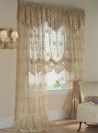 home shari lace rod pocket sheer panel rod pocket curtains rod