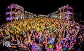 Widespread Panic Halloween by Widespread Panic 03 01 2017 Riviera Maya Mexico Panicstream