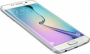 Samsung s White 128GB Galaxy S6 Edge on Pay As You Go