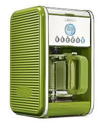 Green Linea Coffee Maker Set