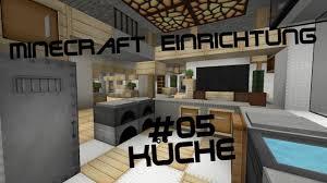 minecraft einrichtung mit jannis gerzen 05 küche tutorial