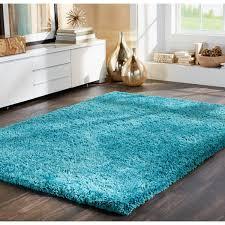 teal living room rug cievi home