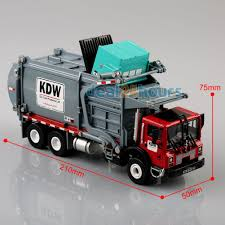 Gift 1/24 Scale Diecast Material Transporter Garbage Trucks KDW ...