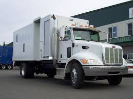 100 Trucks Paper Shredding TriVan Truck Body