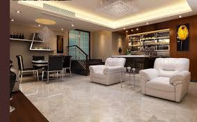Living RoomFlooring Ideas White Granite In Room With 2 Also Astonishing Photograph