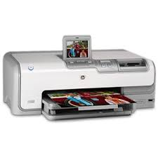 HP Photosmart D7360 Color Inkjet Printer