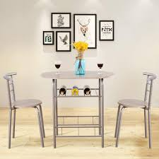 Amazon.com - Giantex 3 Piece Dining Set Table 2 Chairs ... Costco Agio 7 Pc High Dning Set With Fire Table 1299 Best Ding Room Sets Under 250 Popsugar Home The 10 Bar Table Height All Top Ten Reviews Tennessee Whiskey Barrel Pub Glchq 3 Piece Solid Metal Frame 7699 Prime Round Bar Table Wooden Sets Wine Rack Base 4 Chairs On Popscreen Amazon Fniture To Buy For Small Spaces 2019 With Barstools Of 20 Rustic Kitchen Jaclyn Smith 5 Pc Mahogany Ok Fniture 5piece Industrial Style Counter Backless Stools For