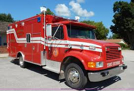 1989 International S1600 Fire Rescue Truck | Item K1584 | SO... Pierce Minuteman Trucks Inc Equipment Dresden Fire And Rescue Rural Fire Pumper For Sale 1993 Fl80 Central States With Hale 1250 Truck Ksffas News Blog 1994 Sutphen Custom Pumper Used Truck Details I Apparatus Sales 2002 Eone Cyclone Ii Walkin Heavy 1999 For Sale Kme Pro Gorman Enterprises 1992 Spartan Saulsbury Command