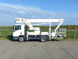 Palfinger P 300 KS - Truck Mounted Aerial Platforms - Construction ...