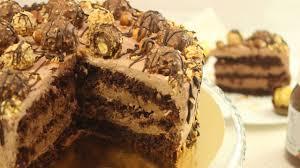 nutella torte festliche nuss nougat torte