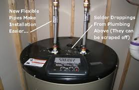 Water Tank Pipes Pictures by How To Install An Electric Water Heater One Project Closer