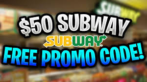 Free Subway Promo Code 2019 ✅ Free $50 Subway Promo Code Working In 2019! ✅  Subway Coupon Code Alibris Voucher Code Dna Testing For Ancestry Nba Store Coupons Promo Codes Discounts Black Friday Gbes Leed Coupon Myrtle Beach Restaurant Coupons 2018 Birchbox Man Coupon Free Nfl Coasters With Subscription All Sales Go Here The Yordie World Mixers Forum Solbari Rewards And Promotions Solbari Uk Sun Protection Free Gift Discount Extension Magento 1 By Creativeminds Events Uniqso Sale Buy One Get All Day Sale Ce Coupon