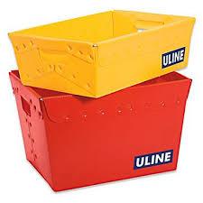 Trash Liners Uline Plastic Bins