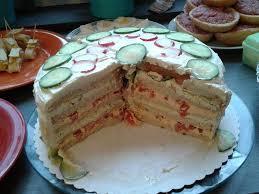 herzhafte torte