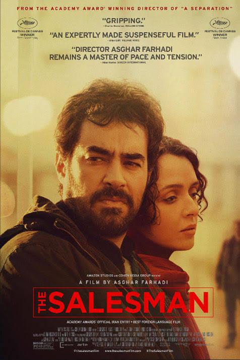 The Salesman-Forushande