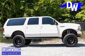 Ford Excursion — Dreamworks Motorsports