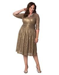 amazon com kiyonna women u0027s plus size limited edition metallic