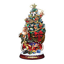 Dona Gelsinger Christmas Tree With Lights Music And Motion