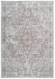 casa padrino wohnzimmer teppich vintage elfenbeinfarben verschiedene größen teppich im vintage look wohnzimmer deko barockgroßhandel de