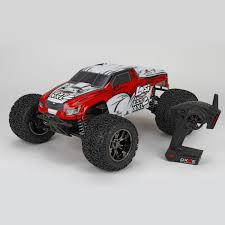 Losi LOS04002 - 1/8 LST XXL-2 4WD Gas Monster Truck RTR With AVC ...