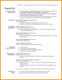 Objective The Rhtrianus Of S Sraddmerhsraddme Best Resume Examples 2016 Forbes Graduate School