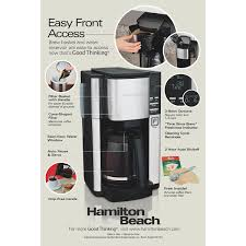 Additional Images 12 Cup Programmable Coffee Maker