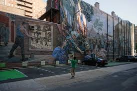 Philly Mural Arts Map by Philadelphia Mural Mile Map Wall Murals You U0027ll Love