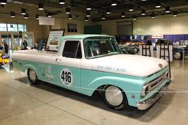 Video: Tim McMaster's 1962 Ford F-100 Unibody LSR Truck 1961 Ford Unibody Pickup Has A Hot Rod Attitude Network Midsize Trucks Dont Need Frames Honda Ridgeline Wins North American Truck Of The Year Rcostcanada 1962 5 Years Later F100 Trucks Pinterest And Cars Rock Solid Motsports Will Your Next Pickup Have Unibody The Scavenger Lb 2wd 6cyl 4 Spd Driver Front Stock Editorial Photo