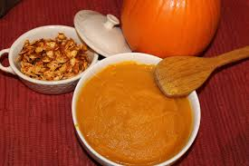 Freezing Pumpkin Puree For Smoothies by Pumpkin Puree And Roasted Pumpkin Seeds Edible Harmony