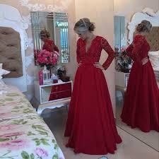New Arrival Long Sleeve Lace Top Red Chiffon E6 96 B0 E5 Ba 97 E9 93 20size 20chart Small Button Image Size1