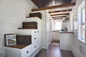 Image Of Best Tiny House Stair Storage Ideas