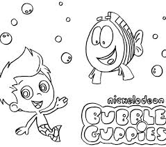 Astonishing Bubble Guppies Coloring Pages New Books Printable Free Download Kids Travel