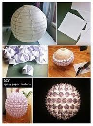 Pinspiration Diy Decor Cool Pendant Lamp With Origami Craft We Can Whip
