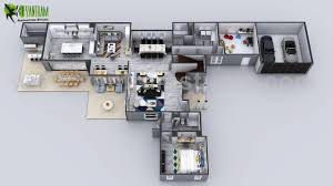 100 Modern Architecture Plans 3D Floor Create House Design Ideas By Yantram Virtual
