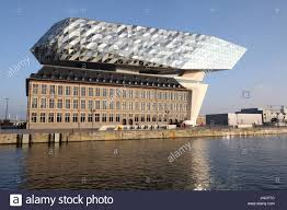 100 Where Is Antwerp Located The Port House Is The Head Office Of The Port Authority It