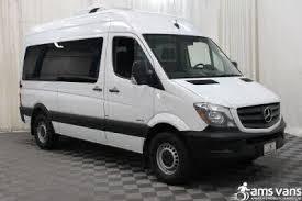 Mercedes Benz Sprinter Wheelchair Van For Sale