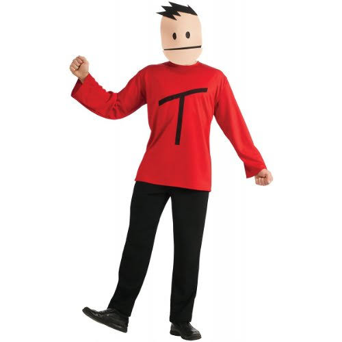 South Park Terrance Costume - Red
