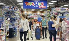 Toys R Us Art Master by Toys R Us Files For Bankruptcy In Us And Canada Business The