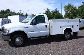 100 F350 Ford Trucks For Sale 2006 FORD 4X4 UTILITY TRUCK Russells Truck S