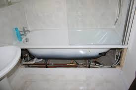 Immersion Water Heater For Bathtub by Fitting A Pump Under A Bath Shower Power Booster
