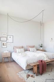 Modern Boho Minimalist Bedroom With Neutral Colors