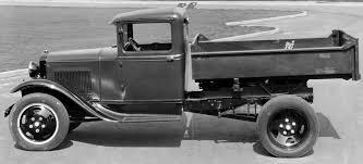 100 1930 Ford Truck Model AA Dump 200A 0912