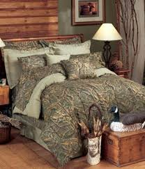 New Shadow Grass Camo Bedding by Mossy Oak Cabin Place