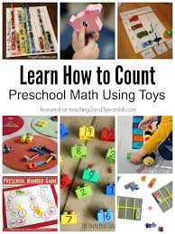 Learn How To Count In Preschool