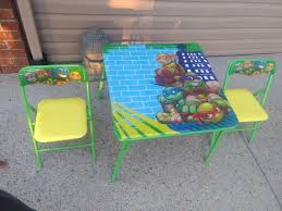 Find More Ninja Turtle Folding Table For Sale At Up To 90% Off Teenage Mutant Ninja Turtles Childrens Patio Set From Kids Only Teenage Mutant Ninja Turtles Zippy Sack Turtle Room Decor Visual Hunt Table With 2 Chairs Toys R Us Tmnt Shop All Products Radar Find More 3piece Activity And Nickelodeon And Ny For Sale At Up To 90 Off Chair Desk With Storage 87 Season 1 Dvd Unboxing Youtube