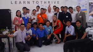 Asu Student Help Desk by Asu Helps Launch Maker Innovation Space In Vietnam