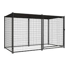 Pet Sentinel 10 Ft X 5 6 Outdoor Dog Kennel