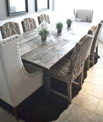Endearing Grey Wash Dining Table Of Banks Extending Buffet Round 15