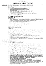 Download System Coordinator Resume Sample As Image File